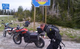 Road Trip – The adventure bikes hit the road