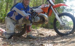 2011 KTM 300xcw First Ride – Video