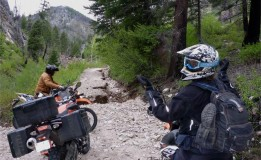 Adventure Riding in Idaho – with the BMW and KTM