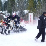 2011 Flash Point Snow Bike Race Video