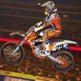 2011 AMA Supercross Houston Results