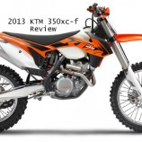 2013 KTM 350 xc-f Review