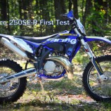 2014 Sherco 250SE-R Two Stroke Test