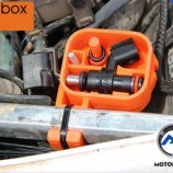 Motominded Spare Injector Carrier