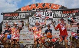 Russell wins Big Buck GNCC