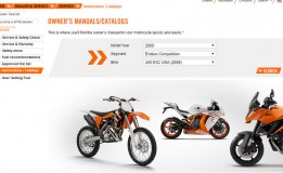 How To Find KTM Manuals Online