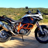 2014 KTM 1190 Adventure R First Ride