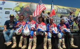 American's See Fantastic ISDE Result