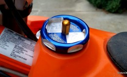 Testing : Terry Cable KTM Fuel Cap