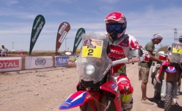 Dakar Rally Stage 3 Results
