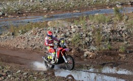 Dakar Rally Stage 4 Results