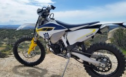 2015 Husqvarna TE250 First Ride