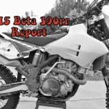 2015 Beta 390rr Long Term Report