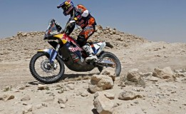 Sealine Rally Day 1 Results