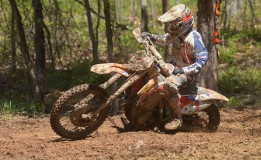 Russell Undefeated In GNCC