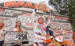 Russell Remains Undefeated as he Captures Big Buck GNCC Win