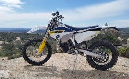 2015 Husqvarna TE250 Review