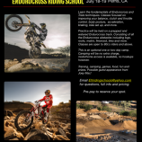 Ride School With Aaron & Haaker
