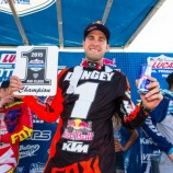 Dungey Wins US Motocross Championship