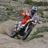 Atacama Rally Results