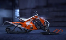 Check Out The Concept Snow Machine