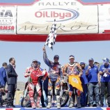 Sunderland Wins Morroco Rally