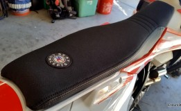 How To Recover A Motorcycle Seat