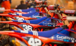 2016 Factory KTM Team Introductions