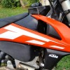 2016 KTM IMS Tank Review