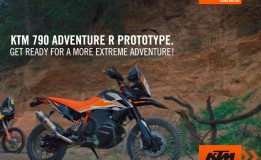 KTM 790 Adventure Prototype