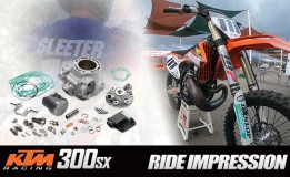 KTM 300sx Ride Impression