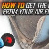 How To Get The Most From Your Air Filter