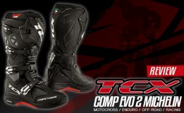 TCX Comp Evo 2 Boot Review
