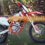 2018 KTM 350xc-f Project Bike – First Look