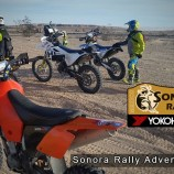 Sonora Rally Race Report