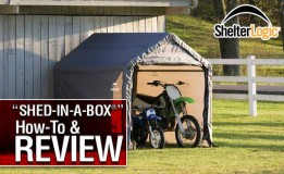 Shed-In-A-Box Review