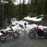 KTM 690 VS BMW 800 – Blast From The Past