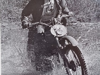 Dick Burleson Profile – 1975 AMA Magazine