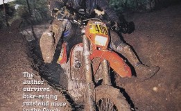 My First Ever Story – The 2002 Czech Six Days