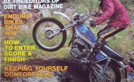 Choose Your Enduro Bike – 1974 Edition
