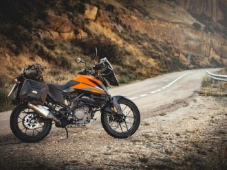 KTM's New Baby Adventure Bike