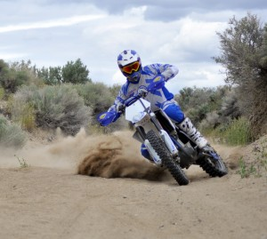 Nothing like a 525 for making some dust
