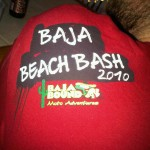 The La Jolla group hooked us up with these great shirts