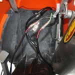 wiring tucks under rear subfender