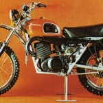 1973 Husky RT360 Ad Picture