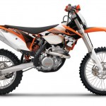 2012 KTM 350 XC-W