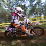 Victoria rode for Canada in Mexico ISDE