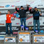 Sumter National Enduro Podium