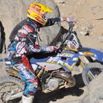Redmond takes 2nd on Dirt Bike magazine test bike