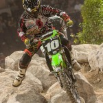 Colton Haaker strikes first in 2012 Endurocross, first place finish